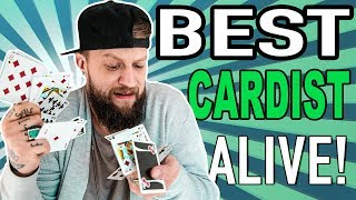 Download REACTING to BEST cardist alive! Video
