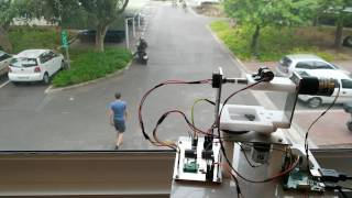 Download Laser Gun Pointing System -using OpenCV 3.1 and Raspberry Pi 3 Video