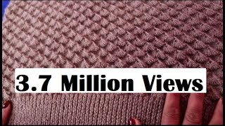 Download Latest Sweater Design - How to knit easy pattern Video
