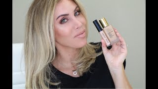 Download 2 Reviews! Estee Lauder Double Wear Nude Foundation + Bobbi Brown Instant Full Cover Concealer Video