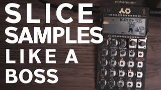 Download PO-33 Sample Slicing Tutorial // The EASY way.. Video