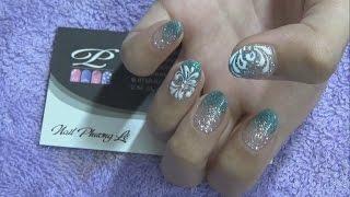Download Mẫu nail mới, mẫu móng tay đơn giản mới đẹp nhất, vẽ họa tiết, trang trí nhũ lên móng tay Video