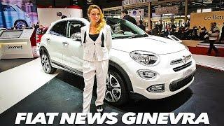 Download FIAT 500, 500X, Panda: Tutte le Novità al Salone di Ginevra 2015 Video