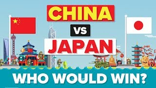 Download China vs Japan 2017 - Who Would Win - Army / Military Comparison Video