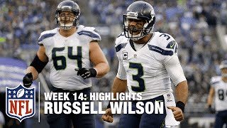 Download Russell Wilson's 5 TD Day! (Week 14) | Seahawks vs. Ravens | NFL Highlights Video