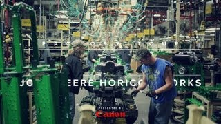 Download Factory Tour: John Deere Horicon Works Video