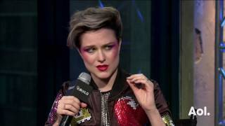 Download Evan Rachel Wood Discusses Her Role On HBO's ″Westworld″ | BUILD Series Video