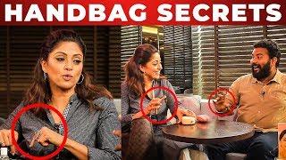 Download Nadhiya's Beauty Secrets Revealed! | What's Inside the HANDBAG Video