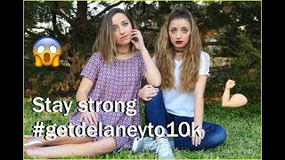 Download Brooklyn and Bailey touching video to fan with cancer! | #getdelaneyto10k Video
