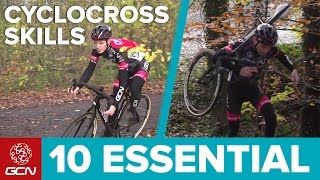 Download 10 Essential Cyclocross Skills Video