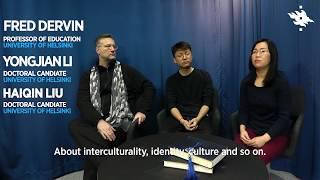 Download INTERCULTURALITY IN A NEW GLOBAL WORLD - HELSINKI SUMMER SCHOOL Video