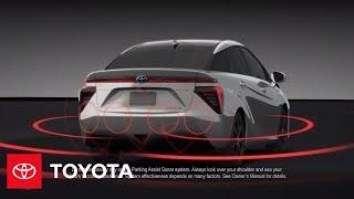 Download The Toyota Mirai l Parking Assist | Toyota Video
