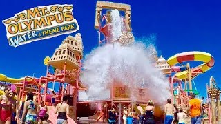 Download Wisconsin Dells Mt. Olympus Waterpark and Rides Video