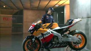 Download Las cinco motos de Dani Pedrosa Video