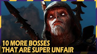 Download 10 more unfair bosses in gaming Video