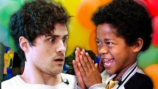 Download I let kids plan a birthday party Video