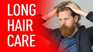 Download Men's hair growth and maintenance tips | Eric Bandholz Video