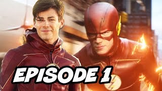 Download The Flash Season 4 Episode 1 - The Flash Reborn TOP 10 WTF and Comics Easter Eggs Video