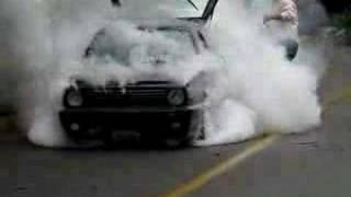 Download MK2 Golf Turbo Burnout Video
