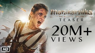 Download Manikarnika - The Queen Of Jhansi | Official Teaser | Kangana Ranaut | Releasing 25th January Video