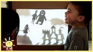 Download PLAY | Shadow Puppets (Using A Cardboard Box!) Video