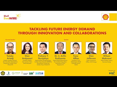 Tackling Future Energy Demand Through Innovation and Collaborations