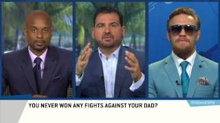 Download Conor McGregor tells crazy outside-the Octagon fight stories | Highly Questionable Video