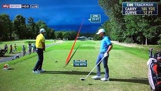 Download Golf TrackMan Tracer Compilation - Wyndham Championship 2016. Video