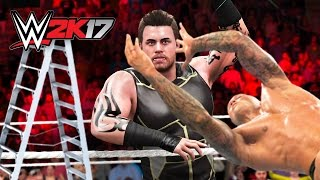 Download WWE 2K17 - RKO OUTTA NOWHERE!! WWE 2K17 MY CAREER MODE EP 5! (WWE 2K17 Gameplay) Video