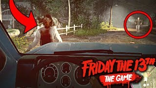 Download FRIDAY THE 13TH | ATROPELLO MORTAL TROLL y BUG FINAL AL ESCAPAR con el COCHE Video