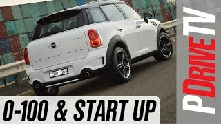 Download 2014 MINI Countryman Cooper S 0-100km/h and engine sound Video