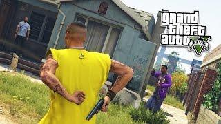 Download GTA 5 PC Mods - JOINING A GANG MOD! GTA 5 Gang and Gang Wars Mod Gameplay! (GTA 5 Mod Gameplay) Video