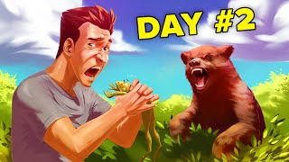Download Eating Only What I Catch For 72 Hours (SURVIVAL EXPERIMENT & CHALLENGE) Video