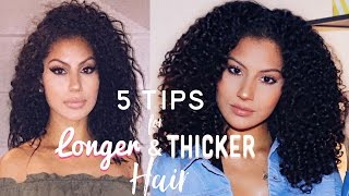 Download Your Hair Will Grow Like Crazy With These 5 Tips! (With Pictures) Video