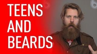 Download Growing A Beard As A Teenager | Eric Bandholz Video