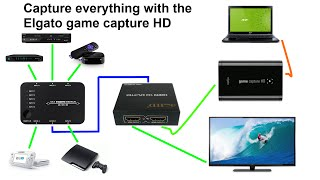 Download How to record Capture DVR Live TV NETFLIX AMAZON VIDEO GAMES ANYTHING in 1080p Video