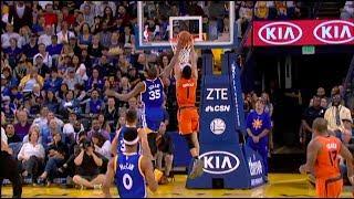 Download Kevin Durant - Defensive Dynamo 16/17 Video