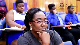 Download Caribbean Humanities Conference Video