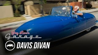 Download 1948 Davis Divan - Jay Leno's Garage Video