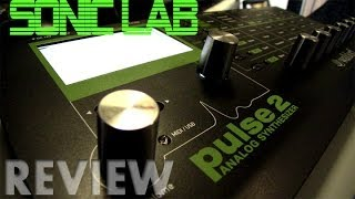 Download Waldorf Pulse 2 Analog Synth- Sonic Lab Review Video