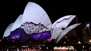 Download SYDNEY OPERA HOUSE - Facade projection Video