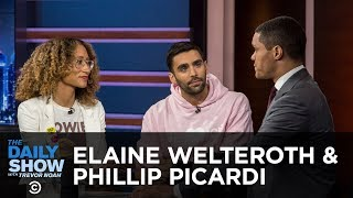 Download Elaine Welteroth & Phillip Picardi - How Teen Vogue Has Grown Up | The Daily Show Video