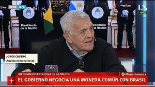 Download Peso real: ″El objetivo de esta moneda común es favorecer exportaciones entre Argentina y Brasil″ Video