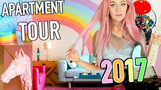 Download NEW APARTMENT TOUR 2017!! Epic Rainbow Mermaid Room Video