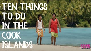 Download Katu Kanga - 10 things to do in the Cook Islands Video