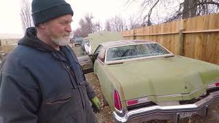 Download 3 Cold Starts! '67, '71, '73 Oldsmobile Toronados + '69 Buick Riviera (updats) Video