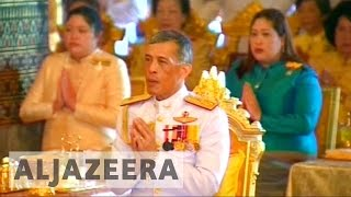 Download Thailand invites crown prince to become new king Video