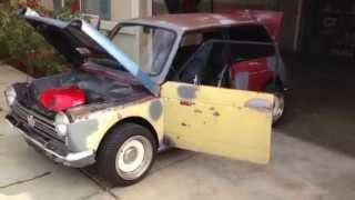 Download Honda N600 engine swap- RWD Video