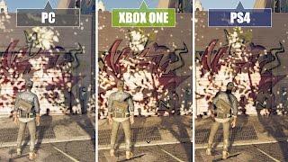 Download Watch Dogs 2 ( PC vs. PS4 vs. Xbox One ) Graphics comparison / Grafikvergleich Video