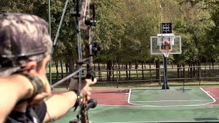 Download Archery Trick Shots | Dude Perfect Video